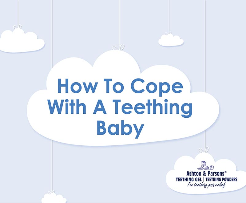 baby chewing teething toy