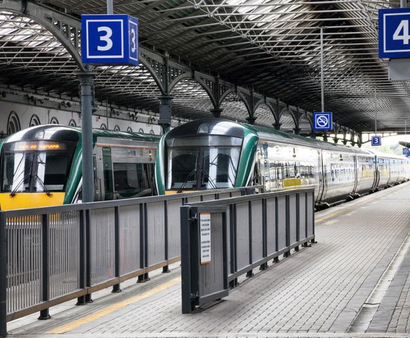 Irish trains