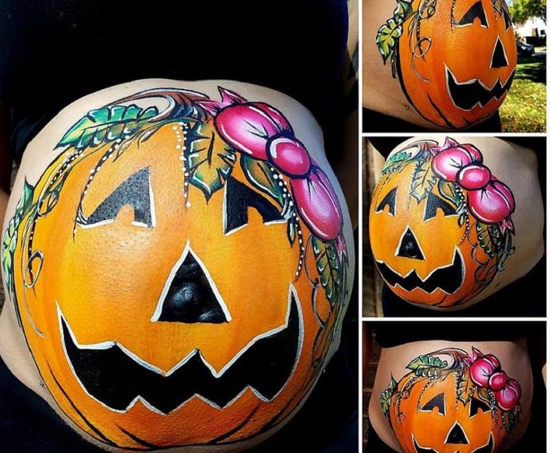 Pumpkin baby bumps