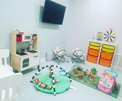 Mama Sanctuary play area