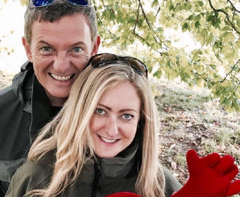 Matthew and Amelia Wright