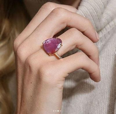 The Ecksand ring