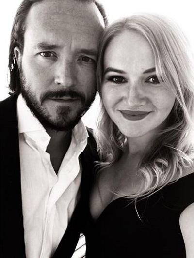 Melissa and Robert