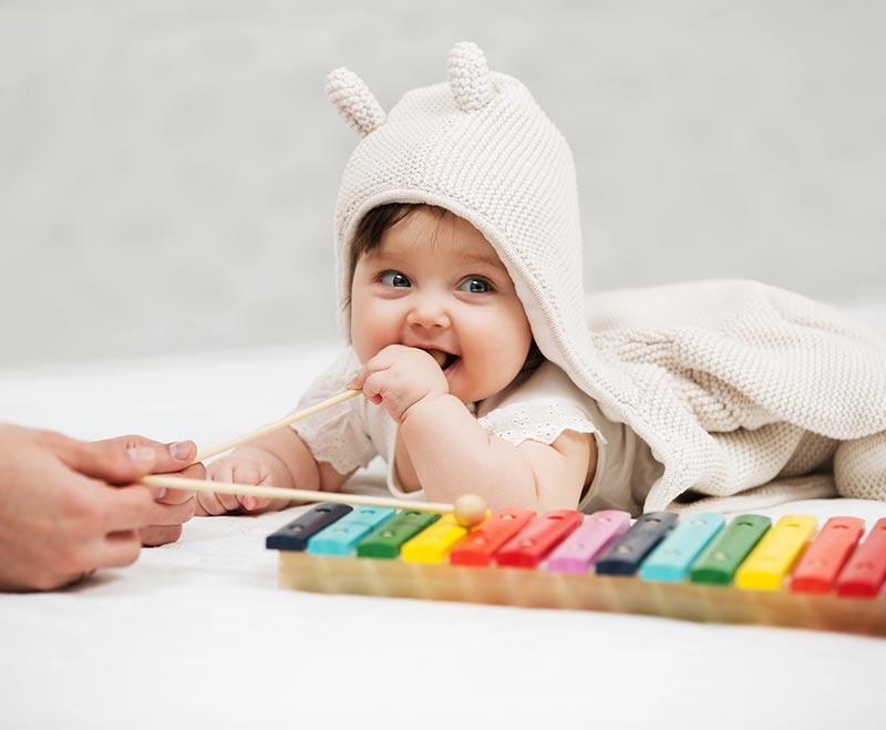 musical toys for babies