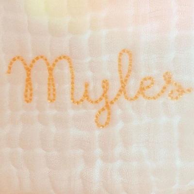 Myles blanket