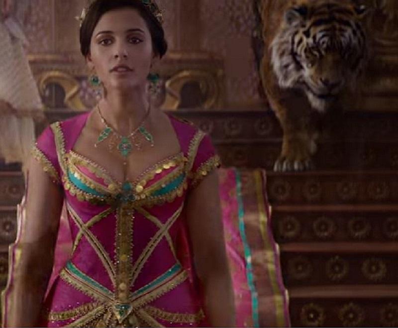Naomi Scott as Jasmine