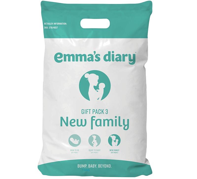 Emma's Diary New Family gift Pack