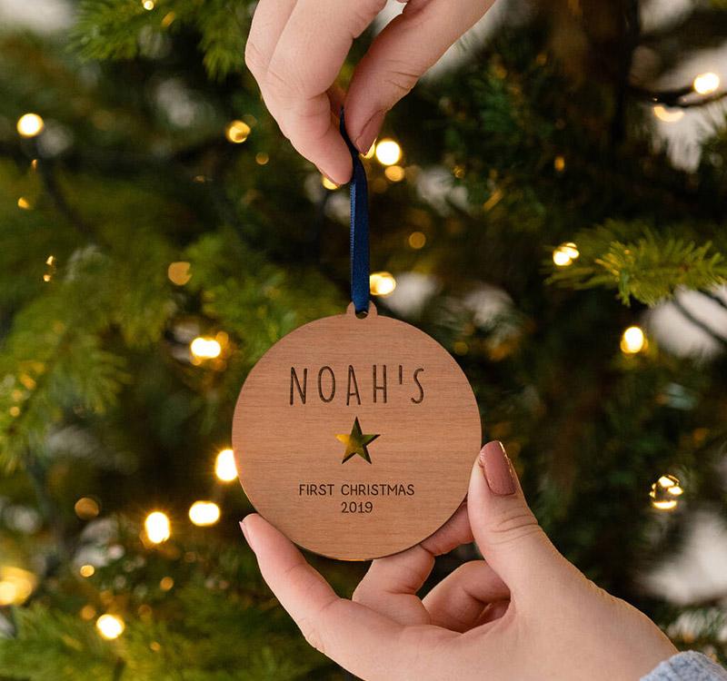 Not-on-the-High-Street-Personalised-Baby-First-Christmas-Wooden-Bauble