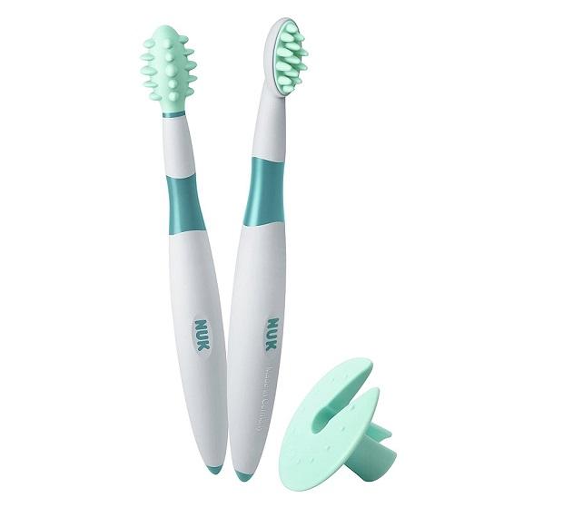 NUK Training toothbrush set,
