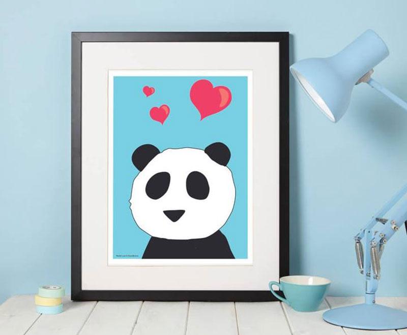 Panda-Wall-Art-Nursery