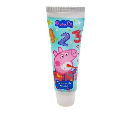 Peppa Pig Strawberry Toothpaste