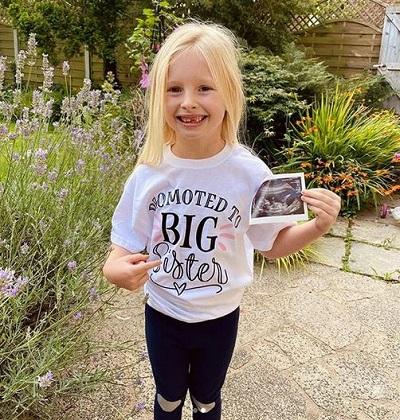 Rebecca Adlington's daughter Summer