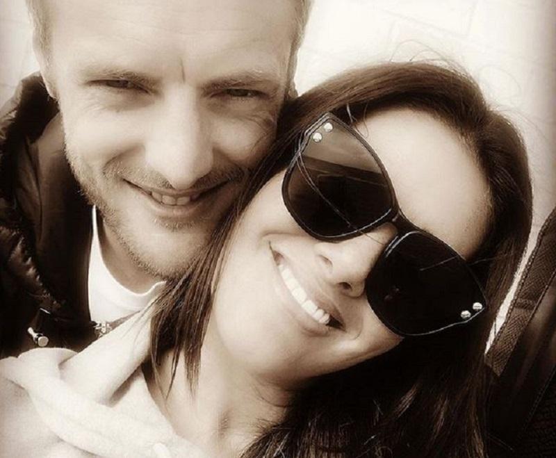 Rebekah and Jamie Vardy