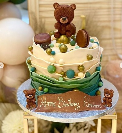 Roman's cake