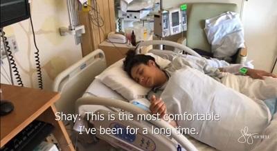 Shay birth video