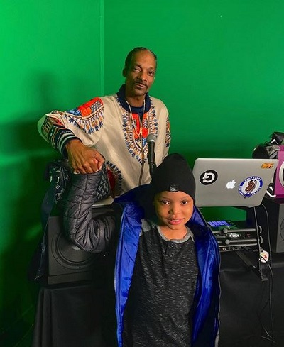 Snoop and cousin Joe