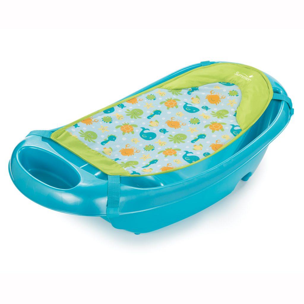 Sparkle 'n' splash bath tub