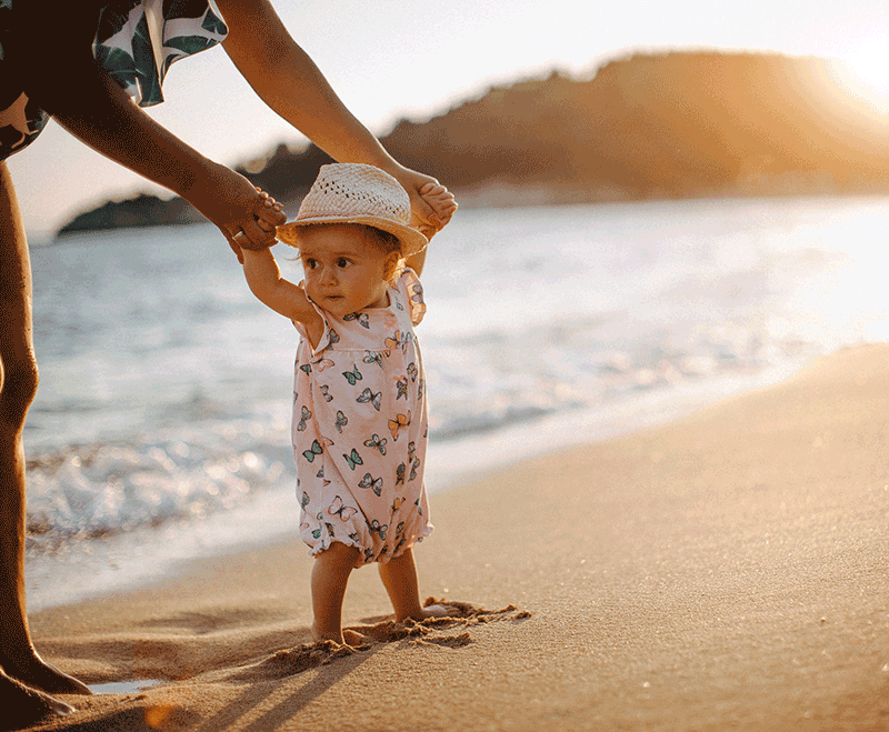 sun safety for babies