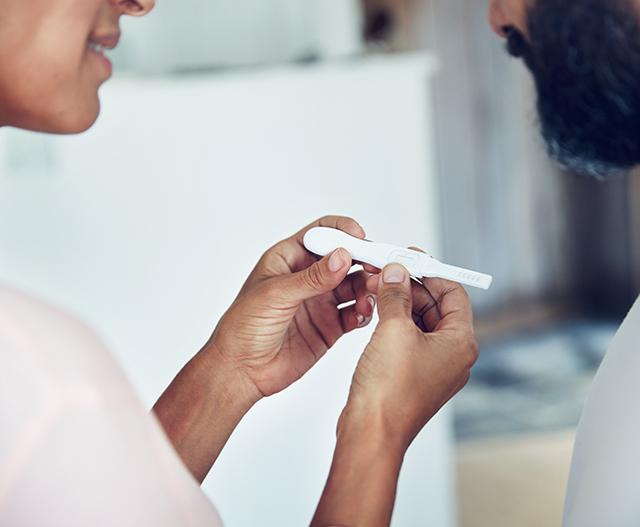 Amazing pregnancy tests we trust