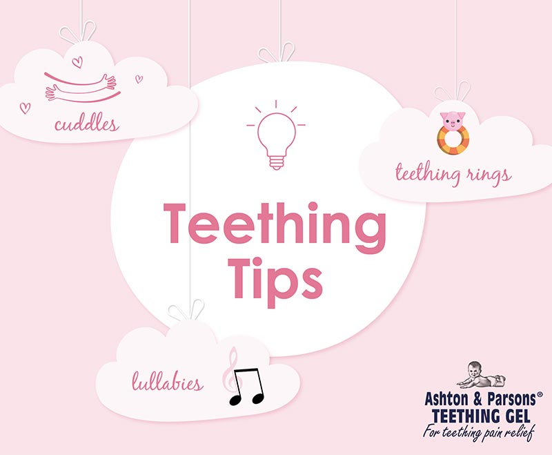 teething tips