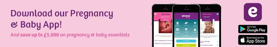 The NEW Emma's Diary Pregnancy App