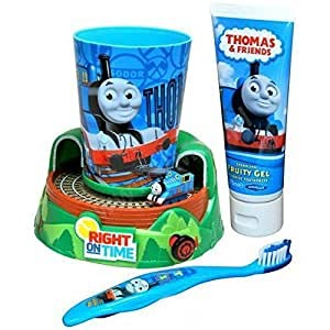 Thomas and Friends Train Timer Toothbrush set
