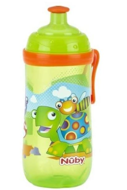 Toddler Sipeez Busy Sipper Beaker from Nuby
