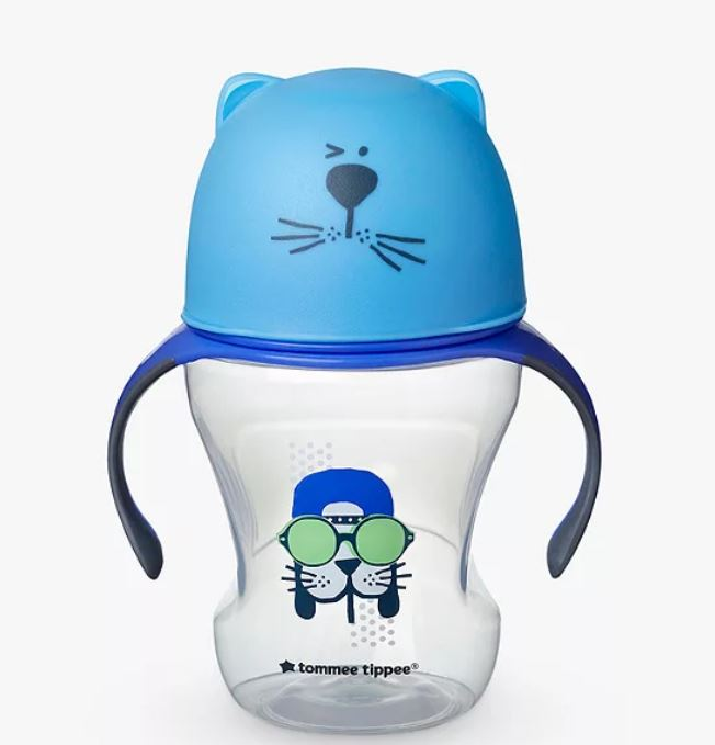 Tommee Tippee Soft Sippee Free Flow Transition Cup
