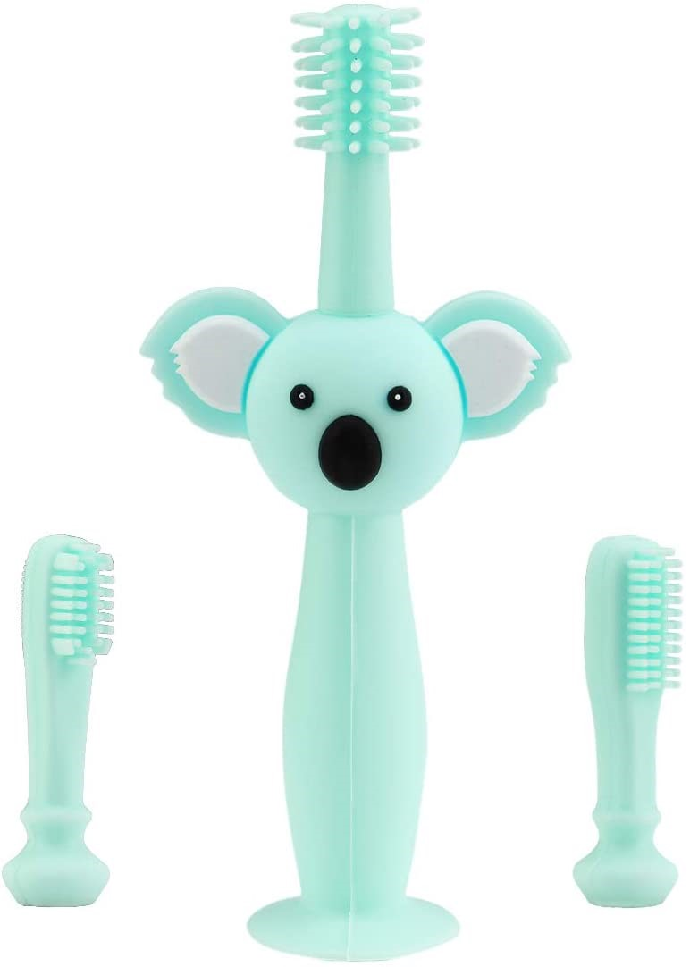 Vicloon Baby and toddler toothbrush