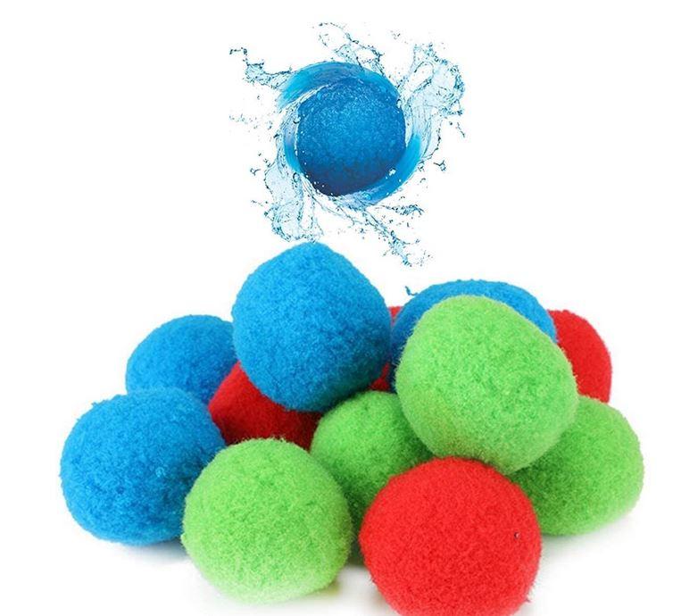 Water Soaker Splash Balls