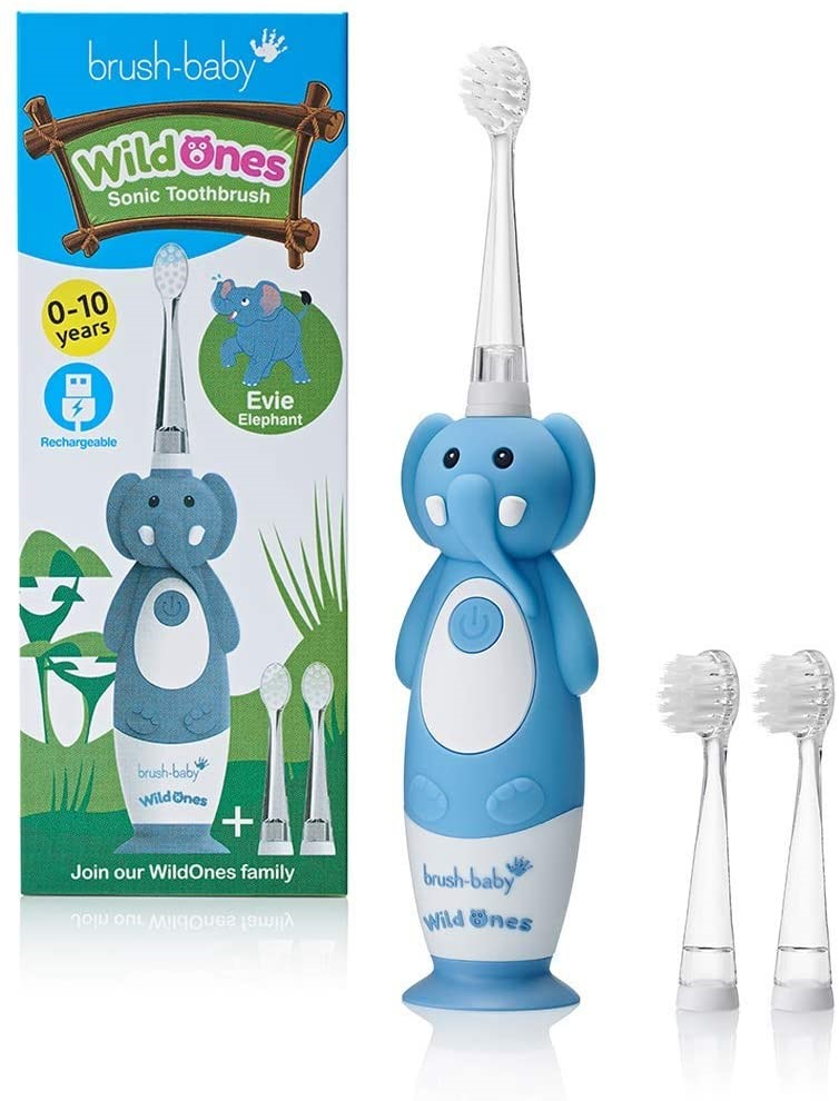 WildOnes Kids Electric Rechargeable Toothbrush