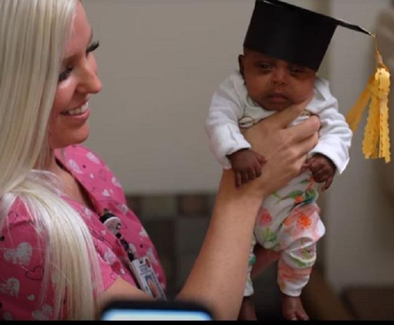 World's smallest baby
