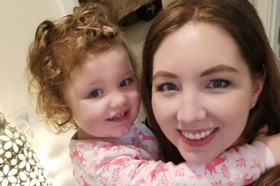 Zoe and daughter
