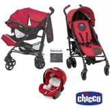 Chicco LiteWay Plus Travel System with Accessories