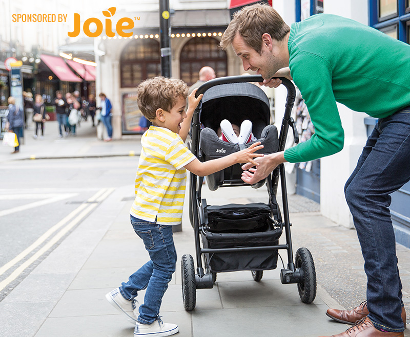 Baby Safety Out and About - Joie