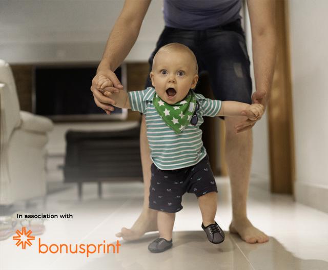 Capturing your baby's milestones