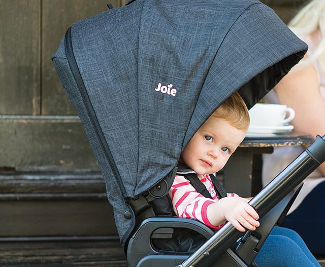 World vs parent-facing pushchairs
