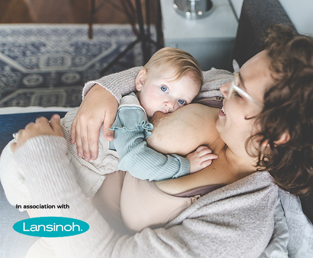 Benefits of breastfeeding lansinoh