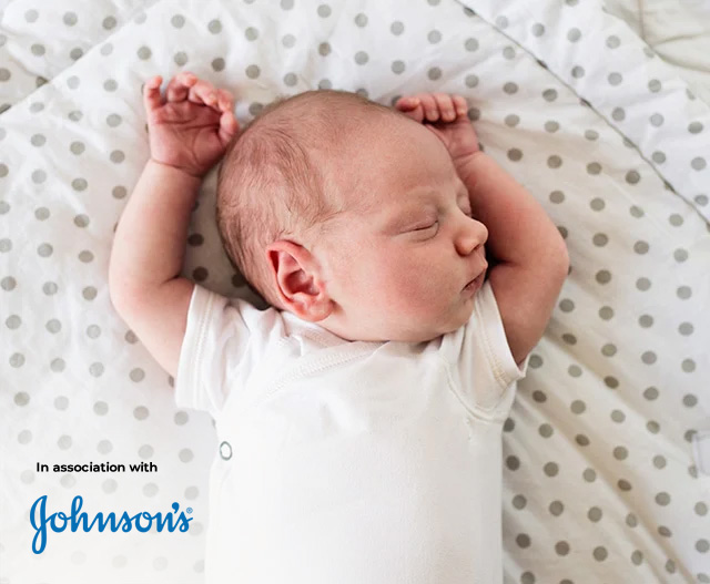 Baby sleep safety guidelines