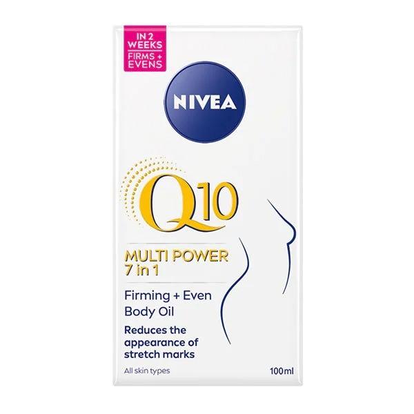 Nivea Q10 7 In 1 Firming + Even Body Oil