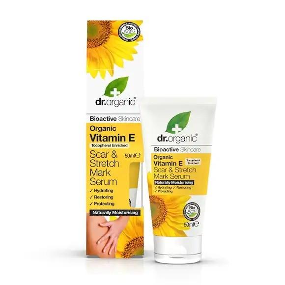 Dr Organic Vitamin E Scar & Stretch Mark Serum