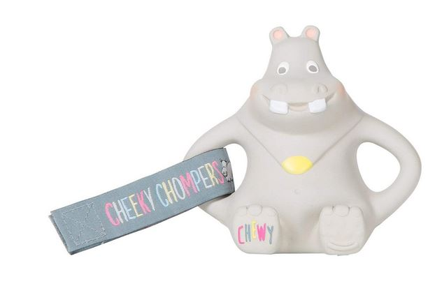 Chewy the Hippo Teether