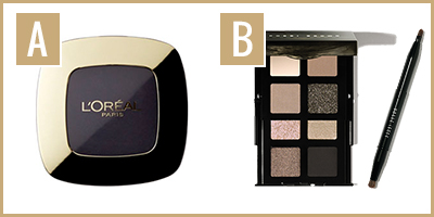 image of A and B products