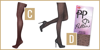 image of tights C&D