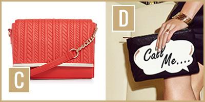 image of C & D bags
