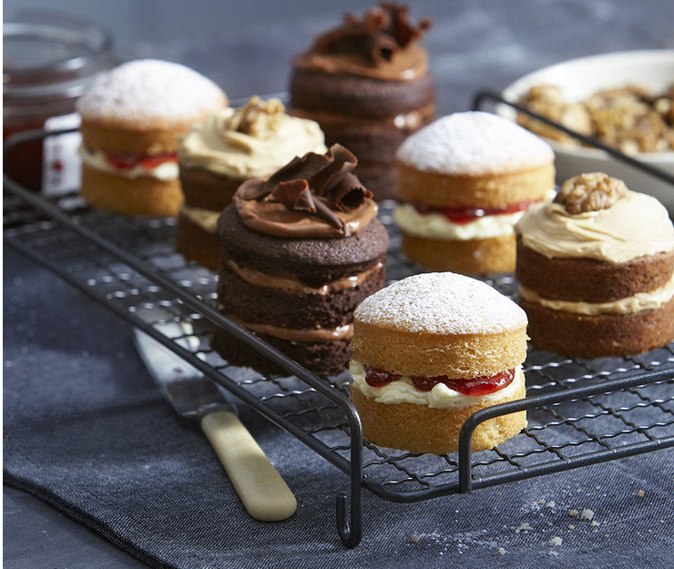 Ten of the best baking products