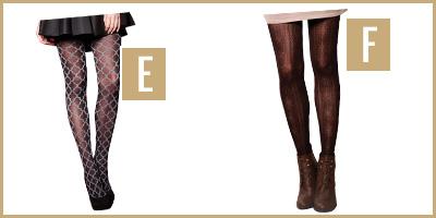 image of tights E&F