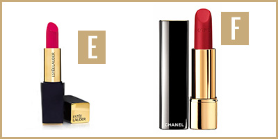 image of E-F lipsticks