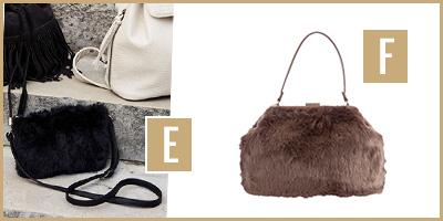 E-F handbag image