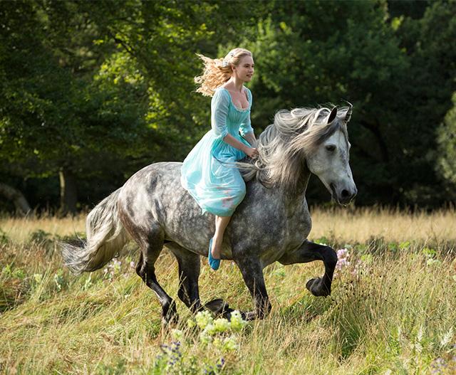 Cinderella -®Disney Enterprises, Inc. All Rights Reserved.